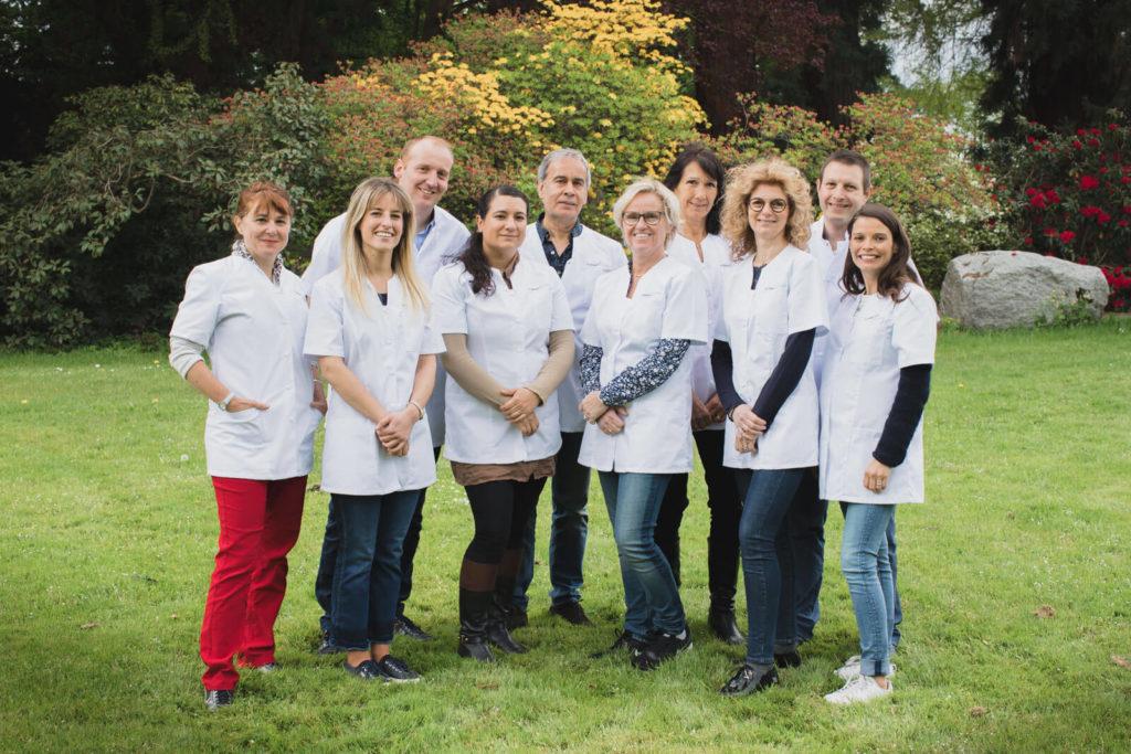 Équipe La Clinique Naturelle Genève