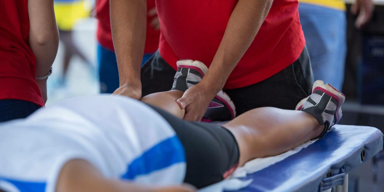Massage sportif